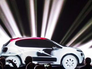 Car video mapping