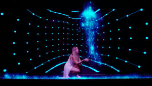 Holograms and illusions