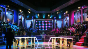 On air TV show graphics