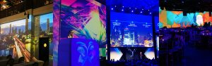 Graphics solutions for event managers and corporate events