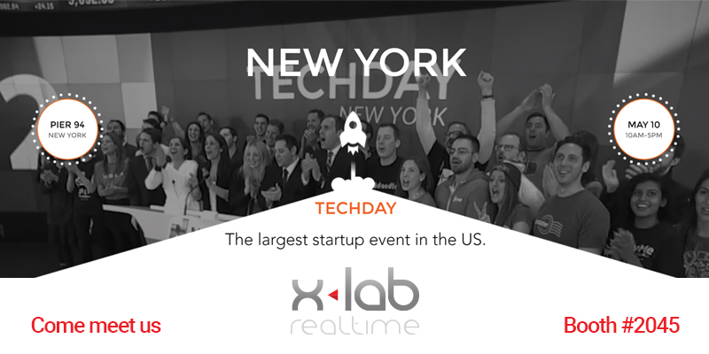 Meet XLAB Realtime at TechDay in NYC