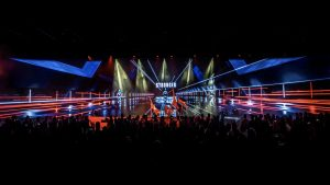 Immersive shows and experiential design